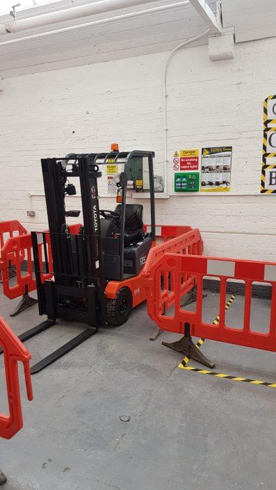 Counterbalance Forklift in Wolverhampton