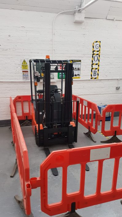 Counterbalance Forklift Training Courses in Birmingham